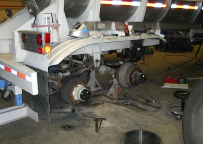 Brake job seals springs and all under carriage