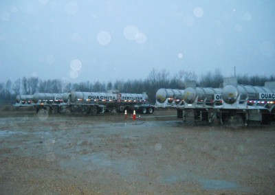 Any type of chemical trailers